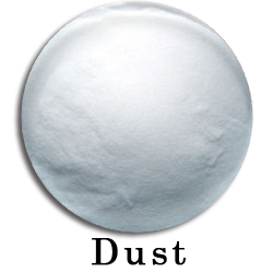 White Silica Gel Dust- Per Pound