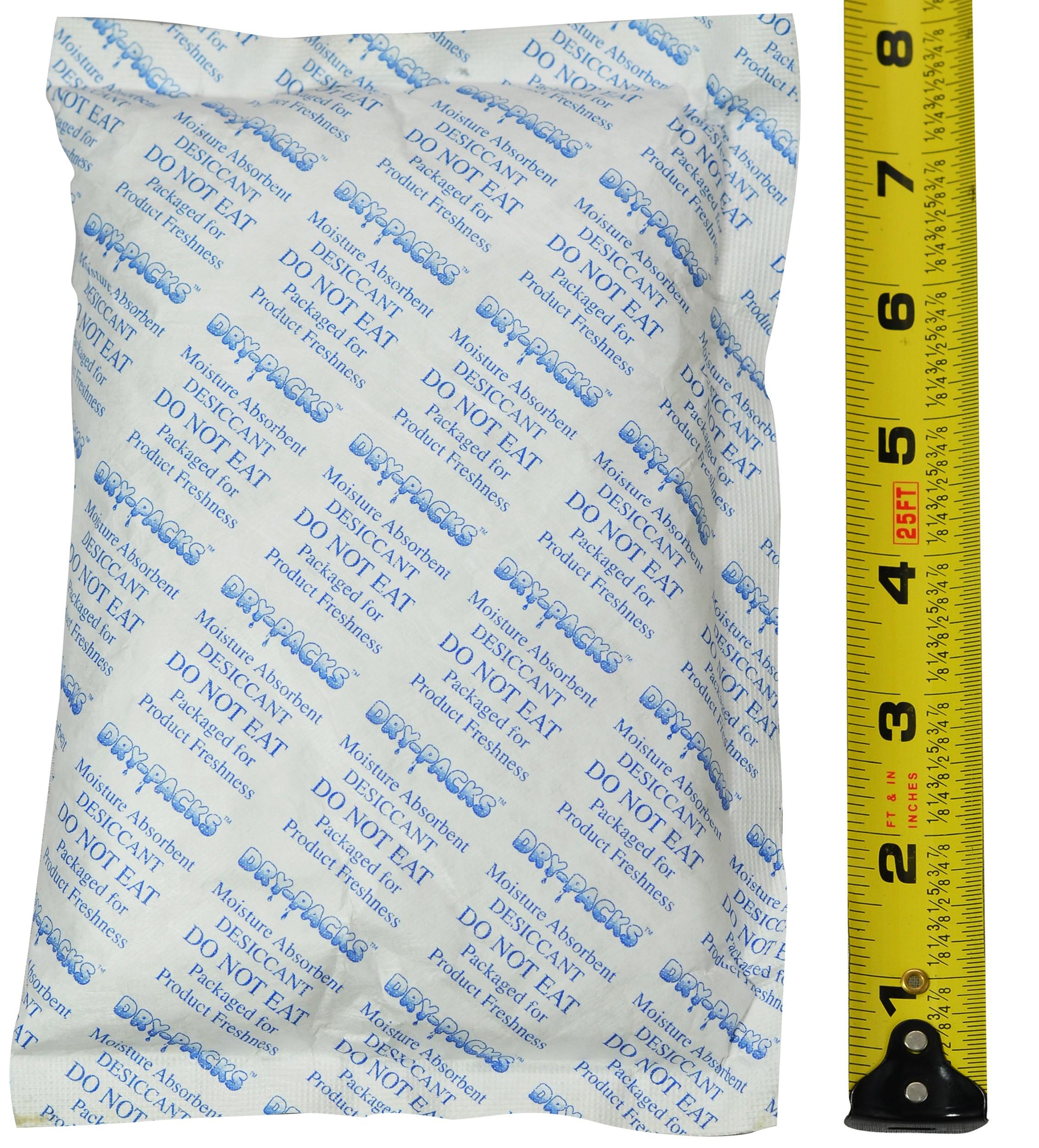 448 Gram (16 Unit) Silica Gel Packet - Tyvek
